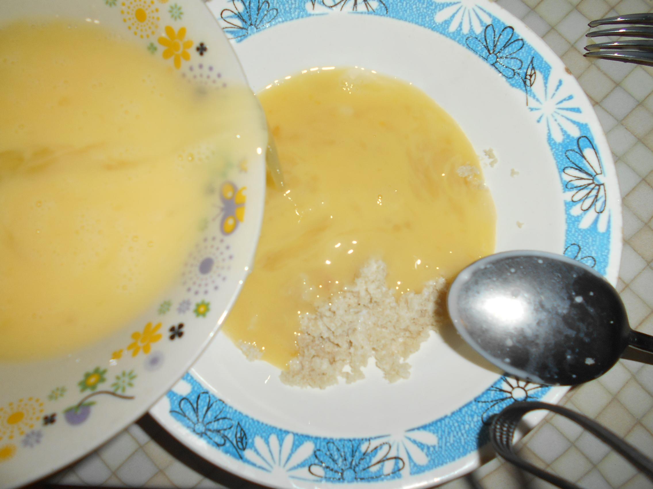 Омлет с молоком на сковороде рецепт пошагово