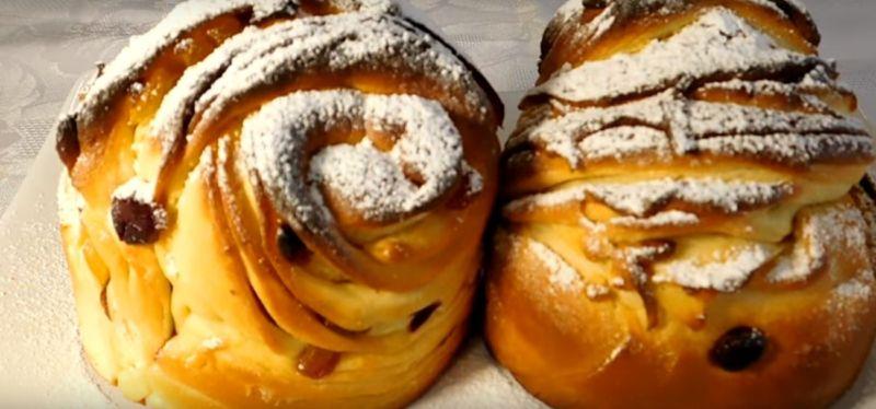 Пасхальный кулич, самые вкусные рецепты к празднику Пасхи