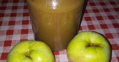 Яблочное повидло в домашних условиях, простой и вкусный рецепт